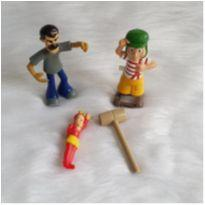 Desocupando o armário de brinquedos -  Lote Chaves/Chapolim -  - Diversas