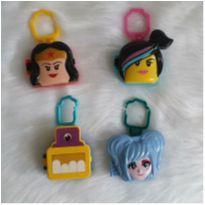 Desocupando o armário de brinquedos - Kit caixinhas meninas -  - Mc Donald`s