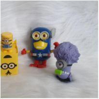 Desocupando o armário de brinquedos – Lote Minions 3 -  - Minions