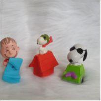 Desocupando o armário de brinquedos - Lote Snoopy 5 -  - Snoopy