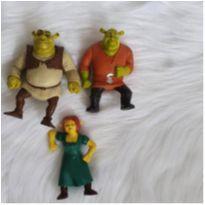 Desocupando o armário de brinquedos – Lote Shrek 1 -  - Diversas