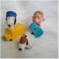 Desocupando o armário de brinquedos - Lote Snoopy 3 -  - Snoopy