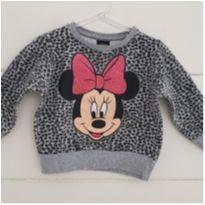 Moletom Minnie - 1 ano - Disney e Pernambucanas
