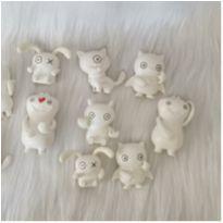 Desocupando o armário de brinquedos - Lote 10 Ugly Dolls -  - Mc Donald`s