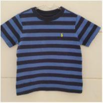 Camiseta Ralph Lauren - original - 2 anos - Ralph Lauren