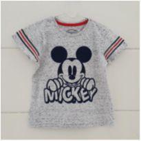 Camisetinha Mickey - 3 anos - Disney