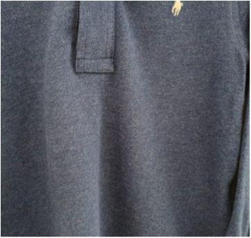 Gola polo manga longa Ralph Lauren - original - 2 anos - Ralph Lauren