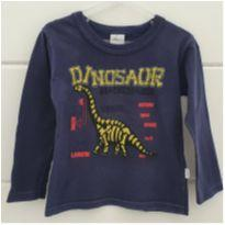 Camiseta dino - 3 anos - Elian