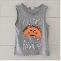 Camiseta comprada em Orlando - 24 a 36 meses - H&M