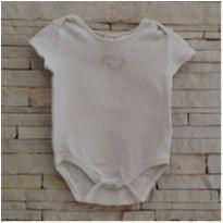 Body elefantinho Zara - 9 a 12 meses - Zara Baby