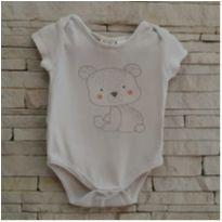 Body ursinho Zara - 9 a 12 meses - Zara Baby
