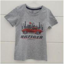 Camiseta Tommy - original - 4 anos - Tommy Hilfiger