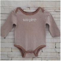 Body GAP - 3 a 6 meses - Baby Gap