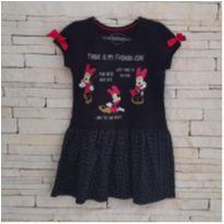 Vestido Minnie - 2 anos - Disney