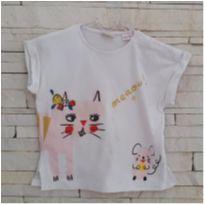 Camisetinha Zara - 24 a 36 meses - Zara Baby