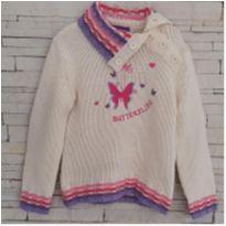 Blusa de lã - 5 anos - Palomino