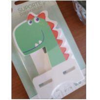 Suporte para celular dinossauro -  - Clink