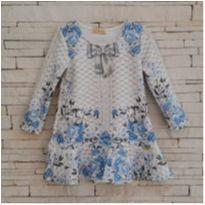 Vestido maravilhoso - 1 ano - Le Petit Kukiê