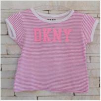 Camisetinha Dona Karan - comprada em NY - 2 anos - DKNY
