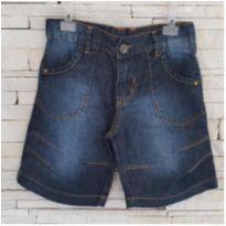 Bermuda jeans - 4 anos - ser garoto