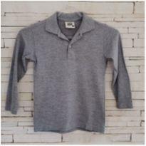 Camiseta manga longa - 4 anos - Palomino