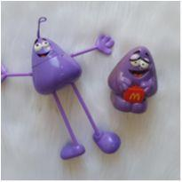 Dupla personagem Shake -  - Mc Donald`s
