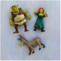 Desocupando armário de brinquedos - Lote 2 Shrek -  - Mc Donald`s