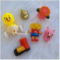 Desocupando armário de brinquedos - Lote brinquedos diversos -  - Diversas