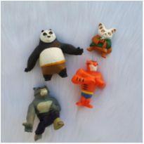 Desocupando armário de brinquedos - Lote Kung Fu Panda -  - Mc Donald`s