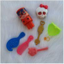 Desocupando armário de brinquedos - Lote diverso menina -  - Diversas