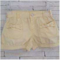 Shorts amarelinho Gymboree - 4 anos - Gymboree