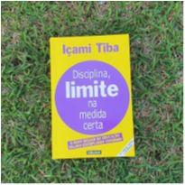"""Livro """"Disciplina, limite na medida certa."""" -  - livro para educar"""