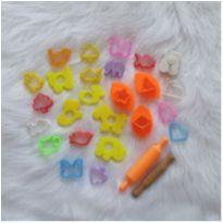Kit massinha 27 peças -  - Estrela e Outras