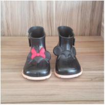 Galocha / bota Mini Melissa Sugar Rain Minnie e Mickey - 21 - Melissa