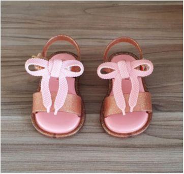 mini melissa mar sandal - ouro glitter - 17 - Melissa