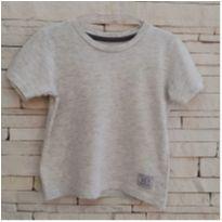 Camiseta POIM cinza - 1 ano - Poim