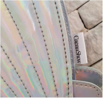Bolsa conchinha - Sem faixa etaria - Capricho