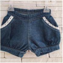 Shorts fofo - 2 anos - Só Vestir