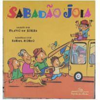 livro - Sabadão joia -  - Companhia das Letras