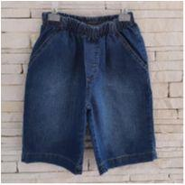 Bermuda jeans - 6 anos - Ano Zero