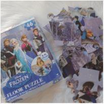 Quebra-cabeça extra grande Frozen - comprado em Miami -  - Importada