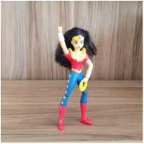 Mulher maravilha - Super Hero Girls -  - DC Comics e Mc Donald`s