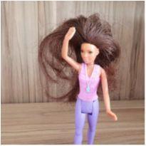 Boneca barbie mini -  - Mattel e Mc Donald`s