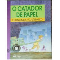 Livro - O catador de papel -  - Editora FTD