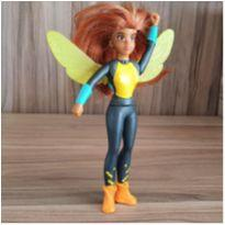 Dc Super Hero Girls - Bumblebee - abelha -  - DC Comics e Mc Donald`s
