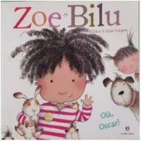 Livro - Zoe e Bilu -  - Ciranda Cultural