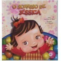 Livro - O sorriso de Jéssica -  - Ciranda Cultural