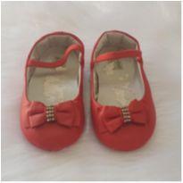Sapatilha vermelha - 22 - BC Shoes