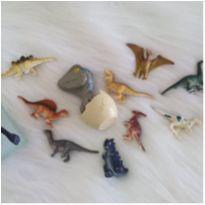 Lote dinossauros -  - Diversas