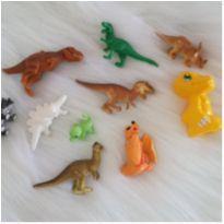 Lote mini dinossauros -  - Diversas